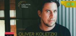 VERY SPECIAL MUSIC SESSION: OLIVER KOLETZKI
