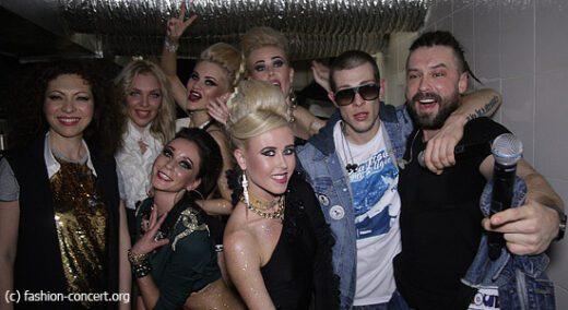 Новогодняя вечеринка LOVE Radio клуб Артист 27.12.2013 (ФОТО)