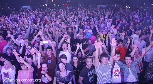 Globalclubbing - MindGames Stadium Live 07.12.2013 (ФОТО)