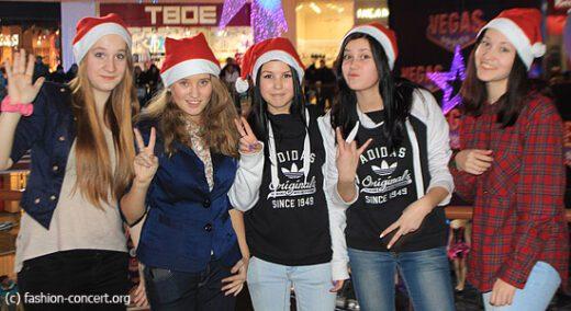 «Партийная зона Муз-тв» Вегас 15.12.2013 (ФОТО)