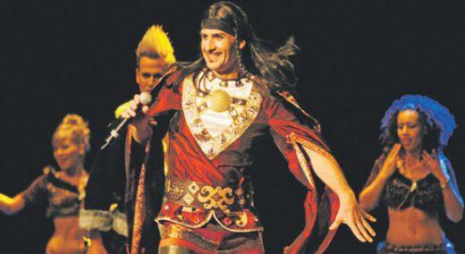 Легендарная группа «Dschinghis khan» вновь планирует посетить Россию