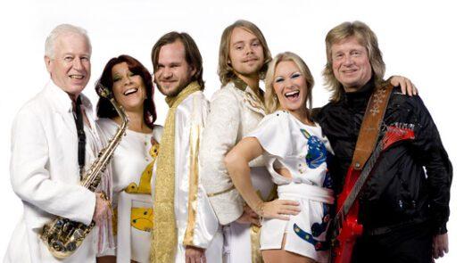 ABBA - 40 лет! Юбилейный концерт в Москве!
