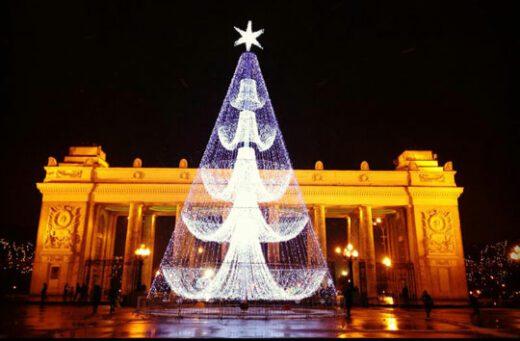 Зима чудес в Парке Горького с 21 декабря