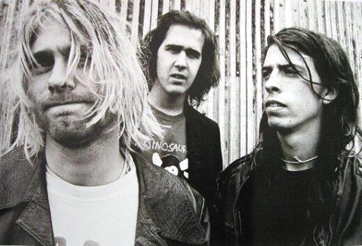 Культовая Nirvana войдет в Зал славы рок-н-ролла