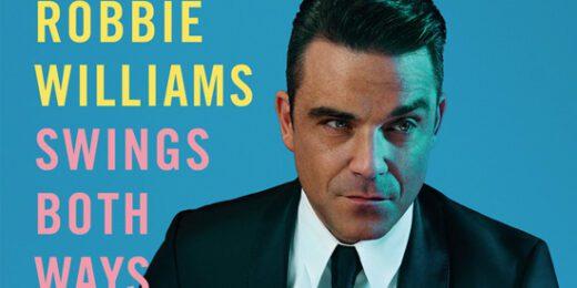Робби Уильямс выпустил новый альбом в жанре свинг