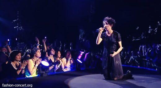 Финальный концерт Земфиры можно посмотреть на YouTube