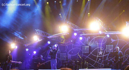 Новогодний концерт Brainstorm 31.12.2013 - 01.01.2014