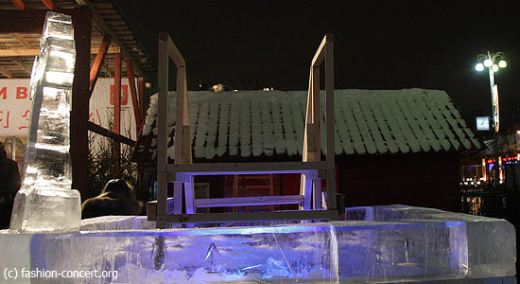 На Площади Революции прошли Крещенские купания (ФОТО)