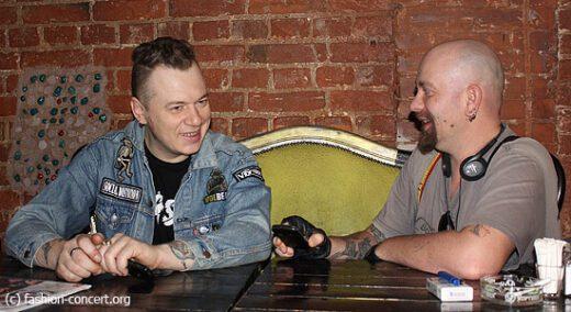 Дмитрий Спирин: «Панк-музыка, как и любая другая музыка, это межнациональная история»