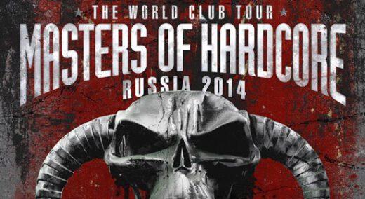 MASTERS OF HARDCORE World Club Tour