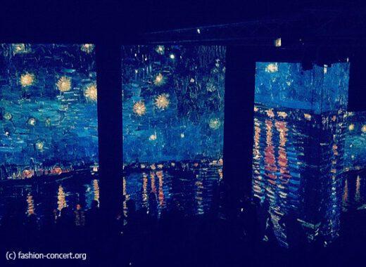 Мультимедийная выставка «Ван Гог. Ожившие полотна» («Van Gogh Alive»)