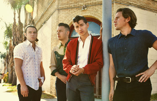 Arctic Monkeys to play at Rock Werchter 2014