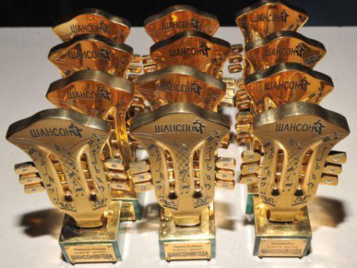 Первые имена номинантов премии «Шансон Года-2014» объявлены!