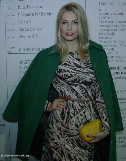 Mercedes-Benz Fashion Week Russia: Осень — Зима 2014/2015 (27.03.2014 ФОТО)
