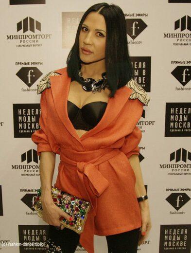 Маргарита Султанова: «Мода для меня - это, прежде всего, комфорт»