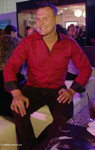 Степан Меньшиков: «Неделя моды для меня - это все, потому что я обожаю моду!