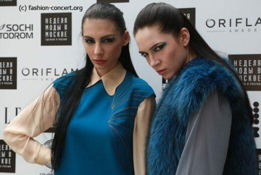Vera Kostyurina Moscow Fashion Week