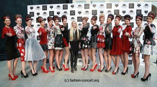 Eleonora Amosova Moscow Fashion Week