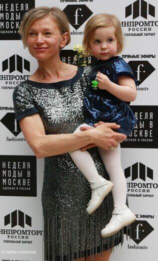 Dora Blank Moscow Fashion Week