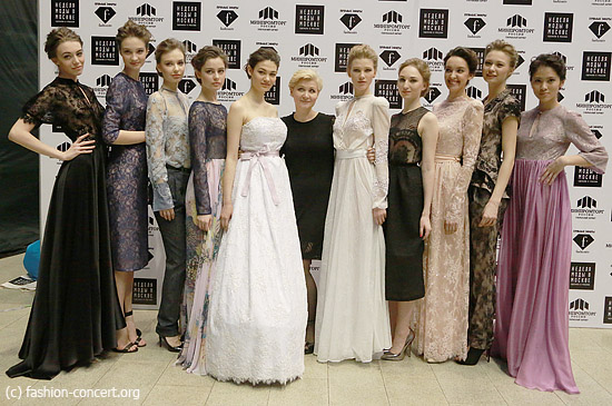 Alina Assi Moscow Fashion Week