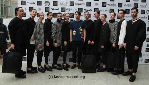 Финал конкурса «Русский силуэт» Moscow Fashion Week