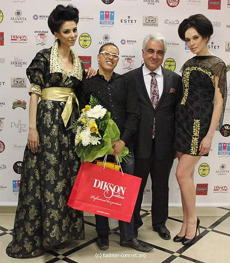 Fawzi Nawar: «Следующая коллекция будет посвящена свадебным платьям»