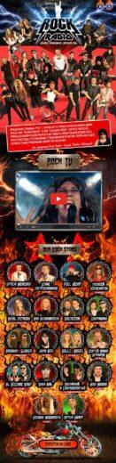На частоте «Радио Рекорд» открывается «Rock Radio»