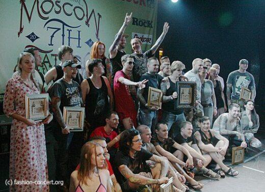 Международная Московская Тату Конвенция 2014 — День третий (25.05.2014 ФОТО)