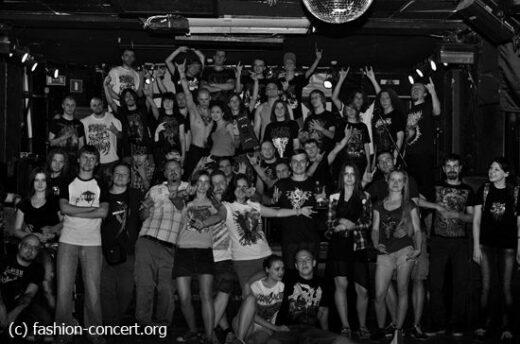 Fuck & Destroy Fest Seven Club (24.05.2014 ФОТО)