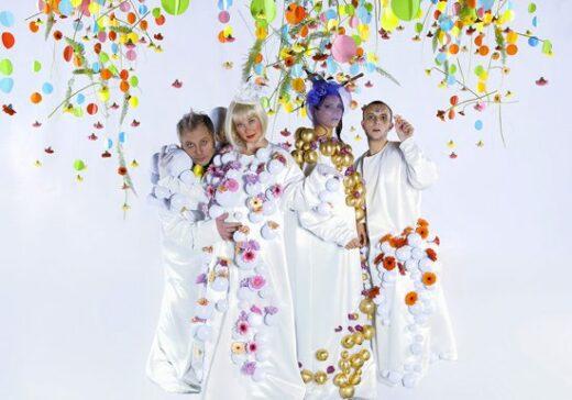 Открытие выставки «Цветные сны Сальвадора Дали», театр Луны (11.05.2014 ФОТО/ИНТЕРВЬЮ)