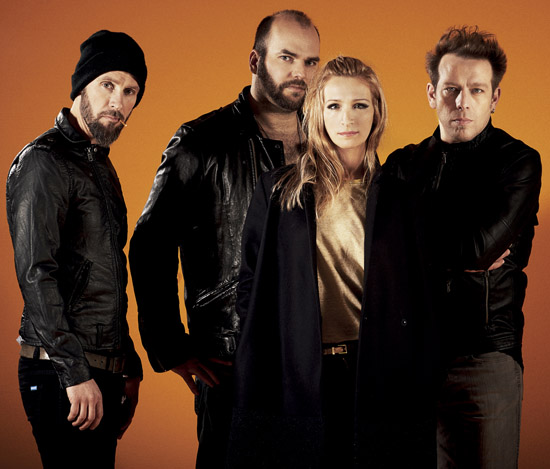 Sandra (Guano Apes): «We should be offline more often»