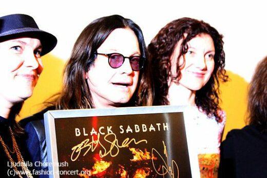 Оззи Осборн (Ozzy Osbourne) Black Sabbath 31 мая 2014 пресс-конференция