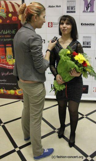 Елена Брежнева: «Мне нравится одевать мужчин»