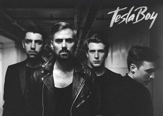 Группа Tesla Boy выступит на фестивале SVOY Субботник в 2014 году