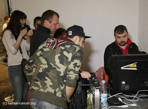 Съемки гимна МУЗ-ТВ (29.05.2014 фото)