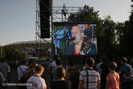 Андрей Макаревич отметил с размахом 45-летие группы «Машина Времени»