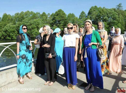 Участницы конкурса «Миссис Россия 2014» посетили православный приют «Ковчег»