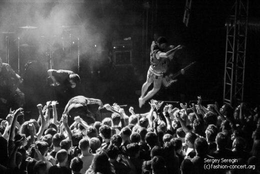 "Suicide Silence в ""Москва Hall"" (19.06.2014 ФОТО)"