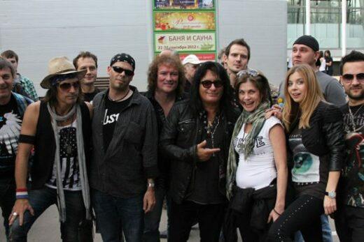 «Команда БАГ»: на разогреве у «Black Sabbath» или в одном котле с Оззи Осборном
