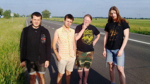 «Zombie Attack»: украинский трэш-метал в российской столице!