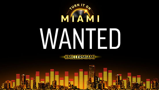 Turn it on. Miami – Ambassador