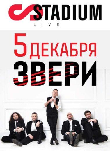 """Концерт группы """"Звери"""""""
