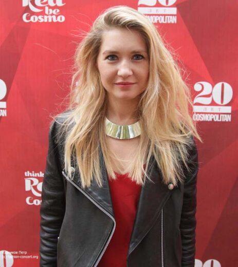 Полина Сохранова, главный редактор Cosmopolitan