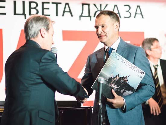В Джаз-клубе Игоря Бутмана на Таганке прошла презентация Радиостанции JAZZ
