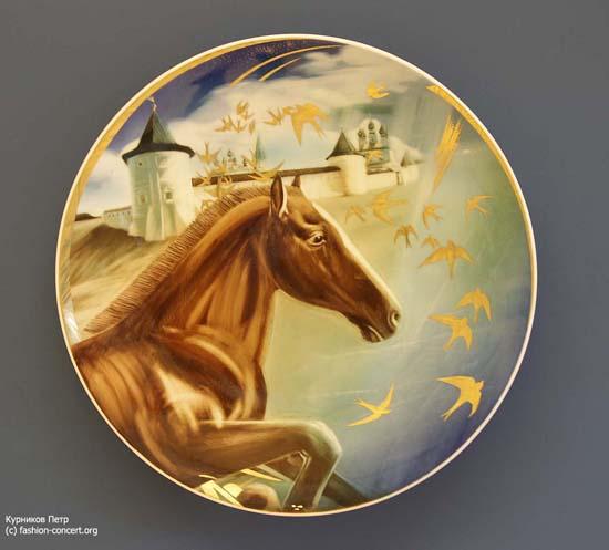 «Золотая осень» в Царицыно
