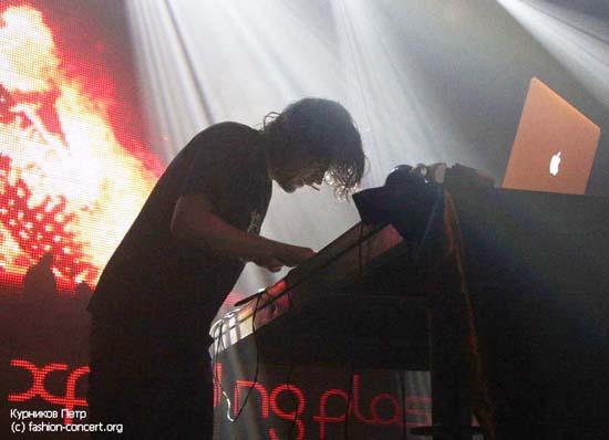 Xploding Plastix клуб Театръ (02.10.2014 ФОТО)