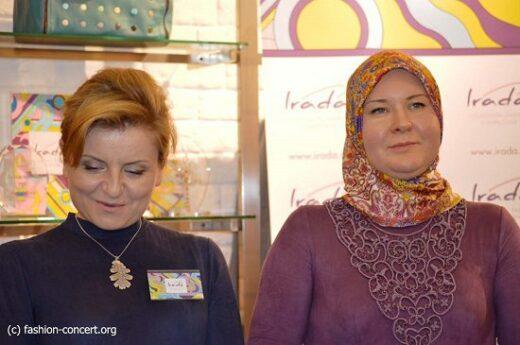 Праздник Женственности в магазине «Irada»