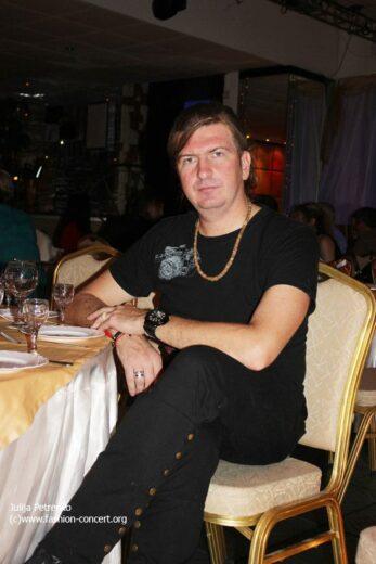 Солист группы «Сладкий сон» Сергей Васюта отпраздновал свой юбилей Алексей Нестеров (группа «Solonest»)