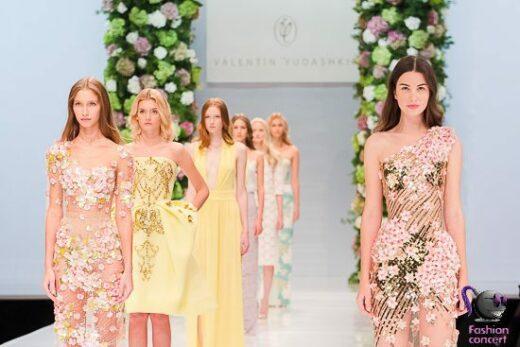Валентин Юдашкин | Коллекция весна-лето 2015