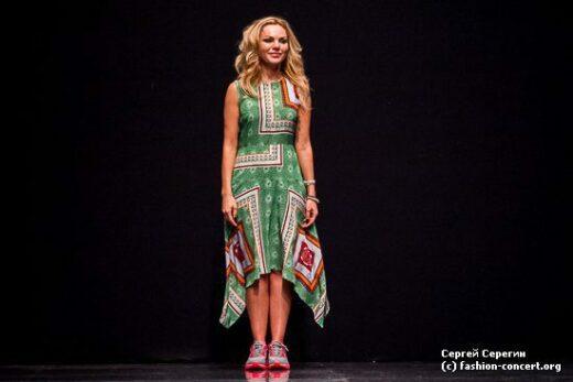 Неделя моды в Москве: хроника второго дня (30.10.2014 ФОТО)
